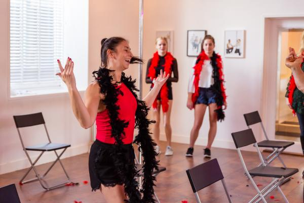 Workshop Burlesque in Hasselt